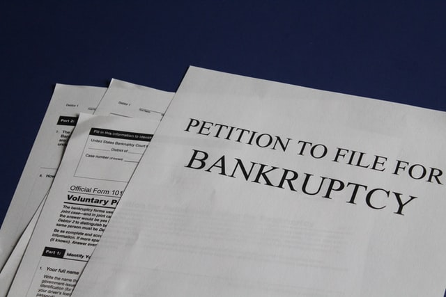 Can you file bankruptcy on court judgements?